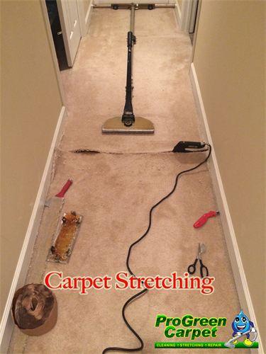 Carpet Stretching 13