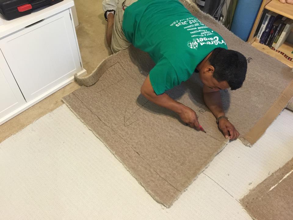 carpet cleaner repair