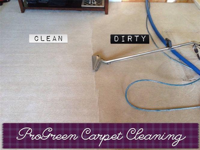 Carpet Cleaning in Durham, NC