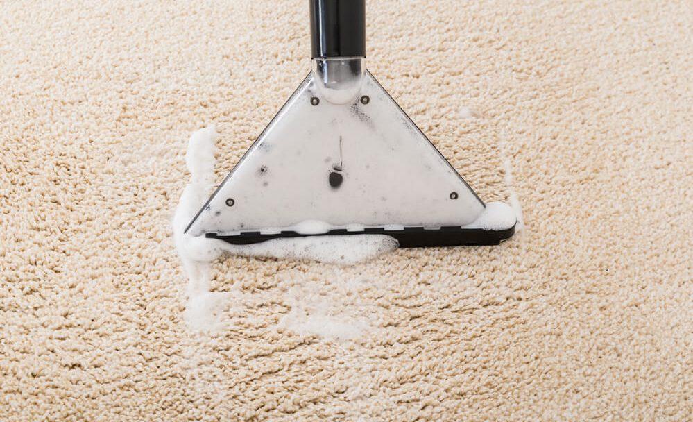 keep carpet clean